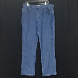 Lee Relaxed Fit sz 16M Jeans